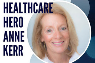 RCDS's Anne Kerr to be recognized as Healthcare Hero by JDRF
