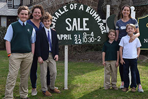 Annual Rummage Sale Benefits Financial Aid Program & Local Community