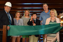 Ribbon-Cutting Ceremonies Reveal Restored Chad Small Family Dining Room