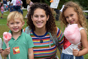 Eighth Graders Host 50th Annual Carnival