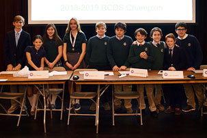 Students Exhibit their Worldly Knowledge at GeoBee Finals