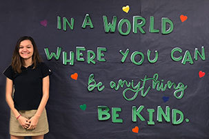 Eighth Grader Initiates Great Kindness Challenge at RCDS