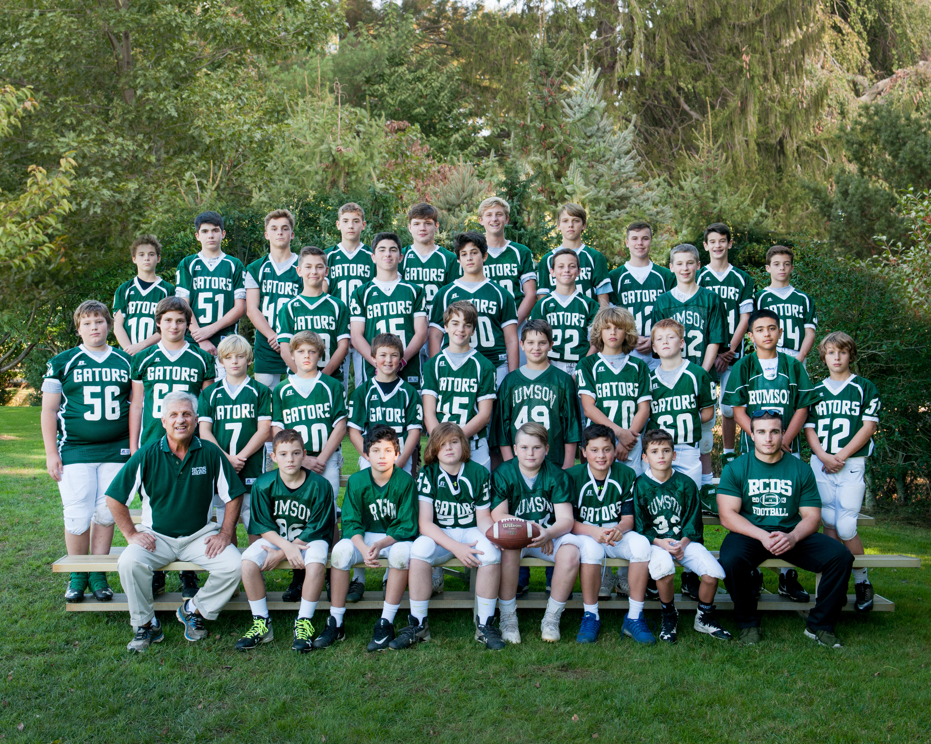 boys football team